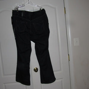 NWT Lane Bryant Dark Wash Boot Cut Jeans Size 18